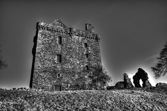Balvaird Castle (Katherine Fotheringham) Tags: castle scotland fife perthshire balvaird