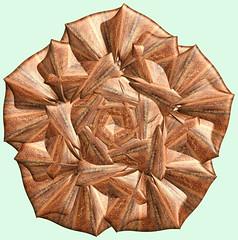 5 Knots / 5つの結び目 (TANAKA Juuyoh (田中十洋)) Tags: knot 結び目 むすびめ ノット mathematica 3d cg parametricplot3d texture code program algorithm abstruct graphic design pattern structure mapping figure プログラム コード アルゴリズム テクスチャ マッピング 模様 もよう 抽象 ちゅうしょう アブストラクト グラフィック グラフィクス パターン デザイン 意匠 いしょう 構造 こうぞう 図形 ずけい symmetry 対称性 たいしょうせい シンメトリー 対称 たいしょう マセマティカ