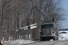 DSC_9769_1 (Marshen) Tags: truck logging newfield skidder