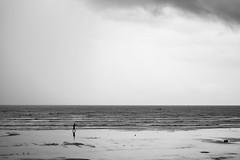 _DSF4084 (GT-Nikhil) Tags: people blackandwhite beach top overcast georgetown seawall kingston oneyear atlanticocean stormclouds onecamera onelens theonlinephotographer printproject nikhilramkarran ocoloy annualphotoproject