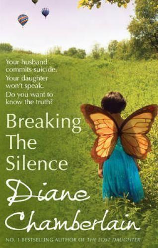 Diane Chamberlain book fan photo