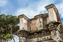 Via dei fori - Roma (renevidals) Tags: italy vatican rome roma art tourism europa europe italia arte pantheon vaticano coliseum turismo colosseo