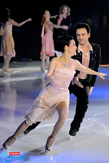 Marie-France Dubreuil & Patrice Lauzon with Marina Anissina & Gwendal Peizerat