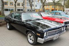 Chevrolet Nova SS 1973-74 (Zappadong) Tags: auto classic chevrolet nova car 1974 automobile ss voiture coche classics oldtimer oldie 1973 carshow youngtimer automobil 197374 oldtimertreffen zappadong