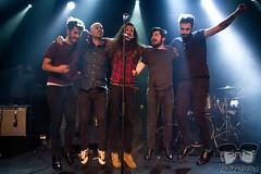 Carlos Sadness @ Music Hall (Barcelona, 13/03/2015)