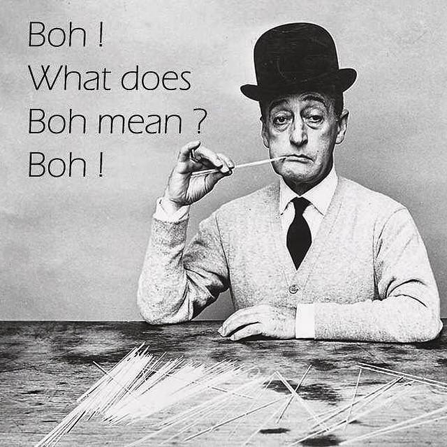 _#boh!😜_ #Totò#Boh#cinema#italians#speak#meaning#risate#italianita