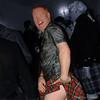 """True Scotsman"" (FotoFling Scotland) Tags: gay scotland ginger edinburgh kilt legs event tartan commando kilted assemblyrooms selectivecolourisation meninkilts regimental freeballing lgls truescotsman switchboardceilidh"