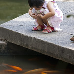 "Girl at the pond<a href=""http://www.flickr.com/photos/28211982@N07/16716308541/"" target=""_blank"">View on Flickr</a>"