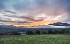 sonnenuntergang (partis90) Tags: color lens landscape nikon 28 farbe 2035mm d700