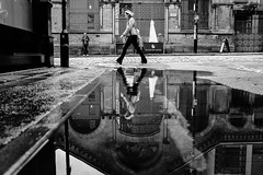 Reflection-Northern Quarter (Keith Vaughton) Tags: reflection manchester fuji streetphotography fujifilm xseries x100t fujix100t keithvaughton