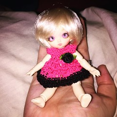 Sophia (xvictoriamargaretx) Tags: doll bjd cp madeleine fairyland sophia abjd balljointeddoll pukipuki pukipukimadeleine