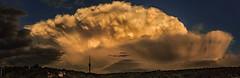 Rolling Clouds (jwitzsch) Tags: city cloud clouds fernsehturm gewitter landscape outdoor panorama sonnenuntergang stuttgart sunset tvtower thunderstorm weather wetter witzsch wolken abend allrightsreserved copyrightjrgwitzsch danger gpspublic jwitzsch public joergwitzsch