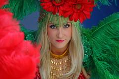 IMG_5643 (Yorkshire Pics) Tags: 2307 23072016 leeds dancer people eyes woman women girls lady