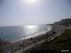 Torrox Costa (Elisa Profe) Tags: naturaleza torrox costa mlaga2016 playas camping andaluca pueblosdeespaa