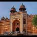 Fatehpur Sikri IND - Jama Masjid Gate 02