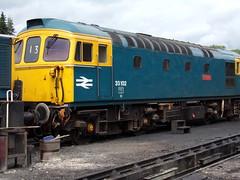 CVR 33102 SOPHIE (johnwebb292) Tags: diesel class 33 33102 sophie churnet brcw