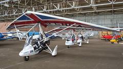 G-CHGA Quik GTR, Scone (wwshack) Tags: scotland scone perthairport egpt flyingforfreedom sconeairport gcgha quikgtr