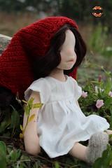 Lady Marion (balticdolls) Tags: doll dolls lalka waldorfdoll balticdolls naturalfiberartdoll
