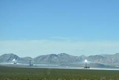 Las Vegas (jaffa600) Tags: unitedstates unitedstatesofamerica usa nevada lasvegas vegas sincity thesilverstate thesilvercity mojavedesert mojave desert solarfarm ivanpahsolarfarm ivanpahsolarfacility