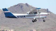 ATP Cessna 172S N1166W (ChrisK48) Tags: 172 2006 atp aircraft airplane cessna172s dvt kdvt n1166w phoenixaz phoenixdeervalleyairport