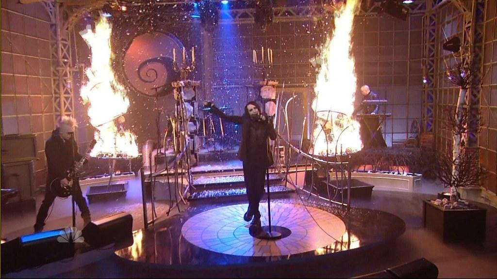 marilyn manson this is halloween - Marilyn Manson This Is Halloween Album