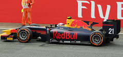 GP2 Pierre Gasly Prema Racing (David Russell UK) Tags: england france car sport race french 21 pierre transport grand racing prix silverstone vehicle british motor motorsport prema 2016 gp2 gasly