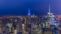 Classical view of NYC (stephane_p) Tags: city nyc newyork night empirestatebuilding 2016 tonemapping pentaxart