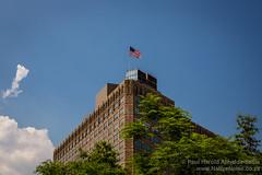 US Flag in New York