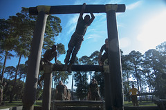 Hotel Company  Confidence Course  July 14, 2016 (MCRD Parris Island, SC) Tags: marines marinecorps usmc recruit parrisisland bootcamp drillinstructor mcrd parris recruitdepot pi pisc mcrdpi recruittraining basictraining drill di graduation grad easternrecruitregion err recruiter sc unitedstates