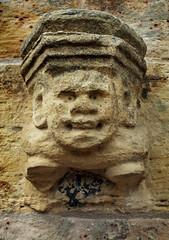 rosslyn chapel (violica) Tags: sculpture scotland unitedkingdom rosslyn regnounito basrelief scultura midlothian roslin scozia carvedstone rosslynchapel bassorilievo