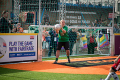 Homeless World Cup 2016 (Homeless World Cup Official) Tags: england scotland glasgow soccer kyrgyzstan streetsoccer homelessworldcup aballcanchangetheworld uefarespectday hwc2016 thisgameisreal