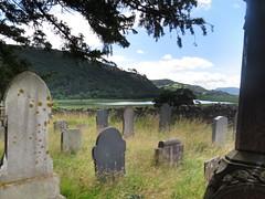 2504 Eglws Y Santes Fair graveyard (Andy panomaniacanonymous) Tags: 20160718 ccc church churchyard eglwsysantesfair ggg graveyard photostream stmaryschurch
