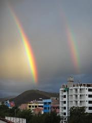 arcos iris (augusto duran) Tags: cusco cuzco peru arcoiris atardecer