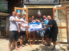 #Divers4SharksNRay, Neptune Divers, Philippines (Project AWARE Foundation) Tags: projectaware divers4sharksnrays cites