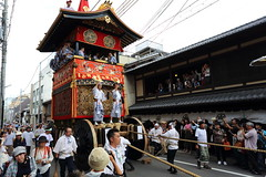 Gion Festival in Kyoto (Teruhide Tomori) Tags: summer festival japan kyoto event   tradition  float japon gionmatsuri