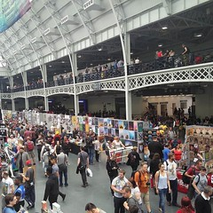 Saturday at London comic com - Come on down. Also everyone at Manchester comic con we are on Thomas street in the northern quarter #richardgoodallgallery #comiccon2016 #movieposters (richard goodall gallery) Tags: saturday london comic com come down also everyone manchester con we thomas street northern quarter richardgoodallgallery comiccon2016 movieposters