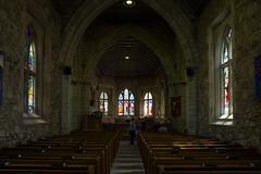 Biggar Kirk interior (1) (Bill Cumming) Tags: lanarkshire biggar church historic nave