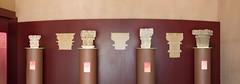 Column heads (petyr.rahl) Tags: spain zaragoza aljafera aragn es