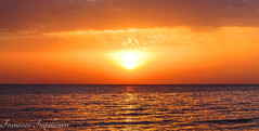 Sunset (Francesco Impellizzeri) Tags: landscape sunset trapani sicilia clouds