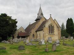 Steep: Church of All Saints (Hampshire) (michaelday_bath) Tags: hampshire steep