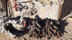 Firewood For Sale, Madisa Camp, Goantagab, Namibia (dannymfoster) Tags: africa namibia goantagab camp campsite madisa madisacamp firewood