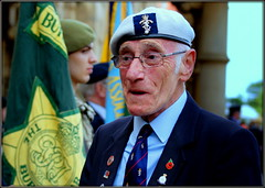 Veteran (* RICHARD M (Over 5 million views)) Tags: candid street portraits portraiture candidportraits candidportraiture streetportraits streetportraiture veteran oldsoldier exserviceman beret badges specracles specs glasses eyeglasses smiles happy happiness ukarmedforcesday armedforcesday remembrance lestweforget flag senior pensioner oap southport merseyside sefton characters vet aac armyaircorps britisharmy veterans armedforces lightblueberet reme lapelbadges capbadge oldbrit bulldogbreed royalelectricalmechanicalengineers corpsofroyalelectricalmechanicalengineers