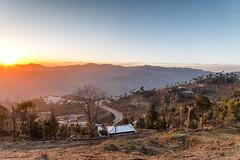 Beauty it self (Arslan_mughal) Tags: beauty landscape sunset summer sun sky art photography pakistan greatnature green tree