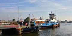 Overkill (Peter ( phonepics only) Eijkman) Tags: amsterdam city gvb pont veren ferry nederland netherlands nederlandse noordholland holland