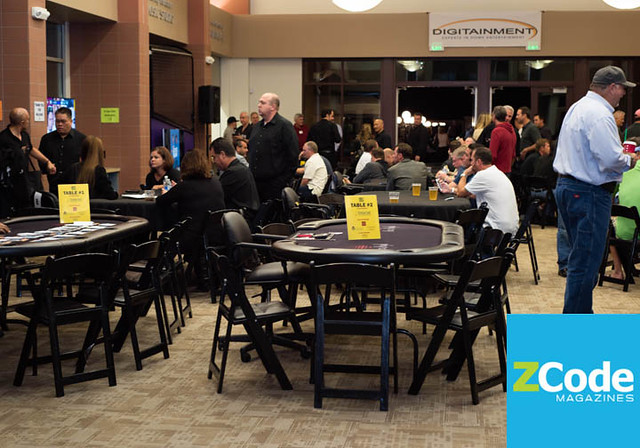 2014 Boys & Girls Club Charity Poker Tournament