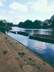 Richmond Riverside (bethanyroseevans) Tags: richmond river riverthames boats photography edit london uk