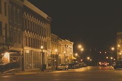 DSC_0177 (AyeTeeWhy) Tags: nikon nikon3300 nikond3300 kentucky city town night lights buildings streets richmond landscape