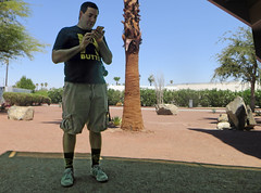 August 09, 2016 (8) (gaymay) Tags: california desert gay palmsprings riversidecounty coachellavalley geocaches scavengerhunt cathedralcity