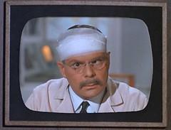 Dozy doctor (Vicki12692) Tags: howardcaine getsmart