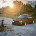 Stancy's Ruined Mk3 Patina Rusted vw mk3 gti vr6 lowered